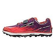 Womens Altra King MT 1.5 Trail Running Shoe - Black 6.5