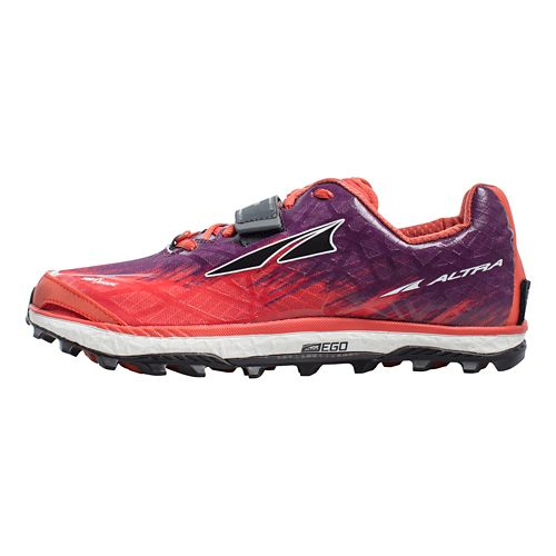 Womens Altra King MT 1.5 Trail Running Shoe - Orange 6