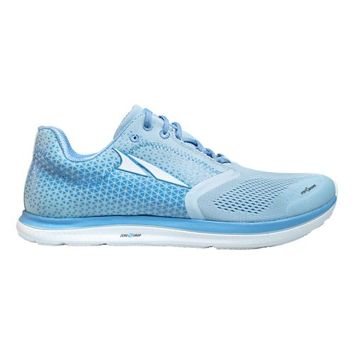 Womens Altra Solstice Running Shoe - Blue 6.5