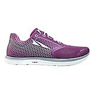 Womens Altra Solstice Running Shoe - Purple 9