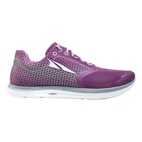 Womens Altra Solstice Running Shoe - Purple 5.5