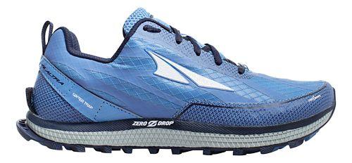 Womens Altra Superior 3.5 Trail Running Shoe - Dark Blue 10