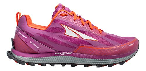 Womens Altra Superior 3.5 Trail Running Shoe - Pink 5.5