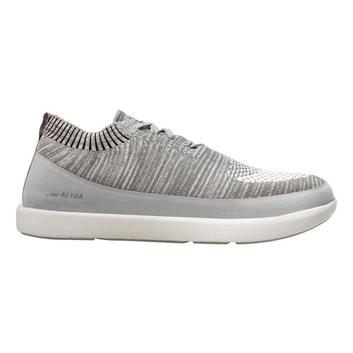 Womens Altra Vali Casual Shoe - Light Grey 5.5