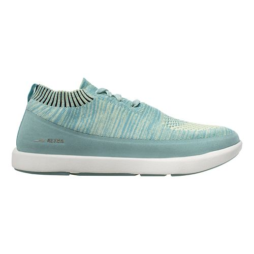 Womens Altra Vali Casual Shoe - Light Blue 11