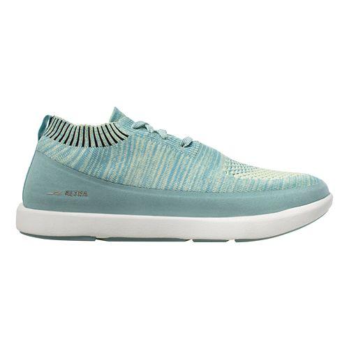 Womens Altra Vali Casual Shoe - Light Blue 7.5