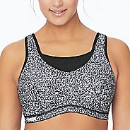 Womens Glamorise Elite Performance Camisole C Everyday Bras - Print 42-C