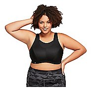 Womens Glamorise Elite Performance Camisole  D/DD/F/G/H Everyday Bras - Black 48-F