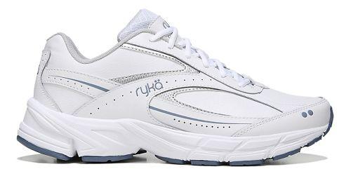 Womens Ryka Comfort Walk L SMW Walking Shoe - White/Blue 7