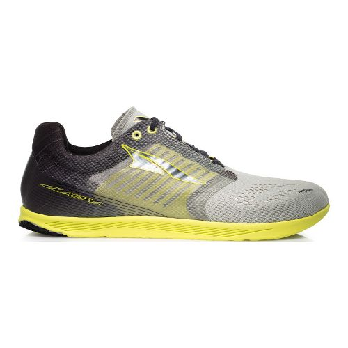 Altra Vanish-R Running Shoe - Grey/Lime 7
