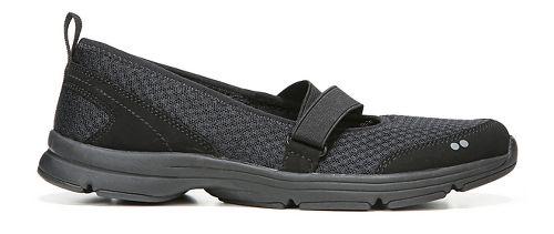Womens Ryka Jamie Casual Shoe - Black/Grey 6.5