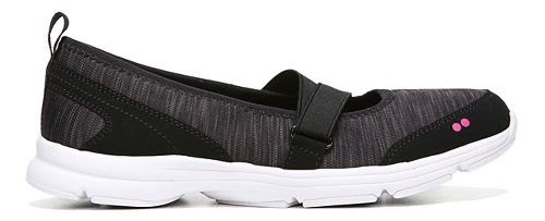 Womens Ryka Jamie Casual Shoe - Black 8.5