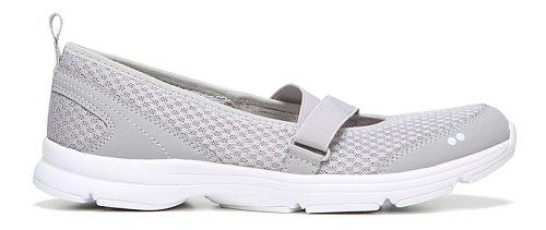 Womens Ryka Jamie Casual Shoe - Grey/White 9