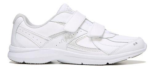 Womens Ryka Sandria SR Walking Shoe - White 10.5
