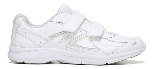 Womens Ryka Sandria SR Walking Shoe - White 9