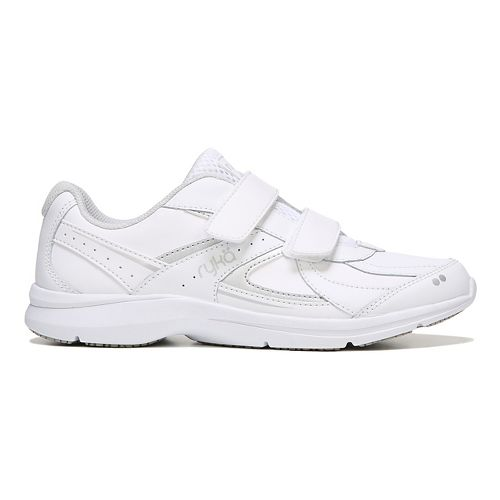Womens Ryka Sandria SR Walking Shoe - White 10.5