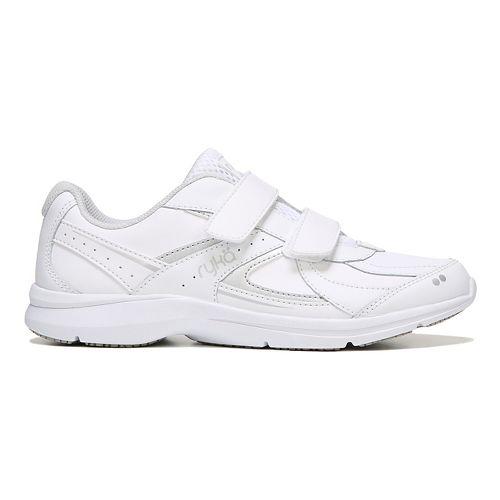 Womens Ryka Sandria SR Walking Shoe - White 9.5