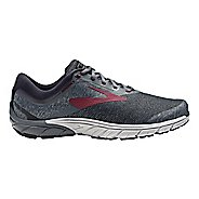 Mens Brooks PureCadence 7 Running Shoe - Red/Black 9.5