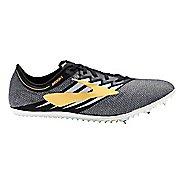 Brooks ELMN8 v4 Track and Field Shoe - Black/Gold/White 7.5