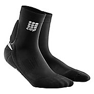 Womens CEP Ortho+ Achilles Support Short Socks Injury Recovery
