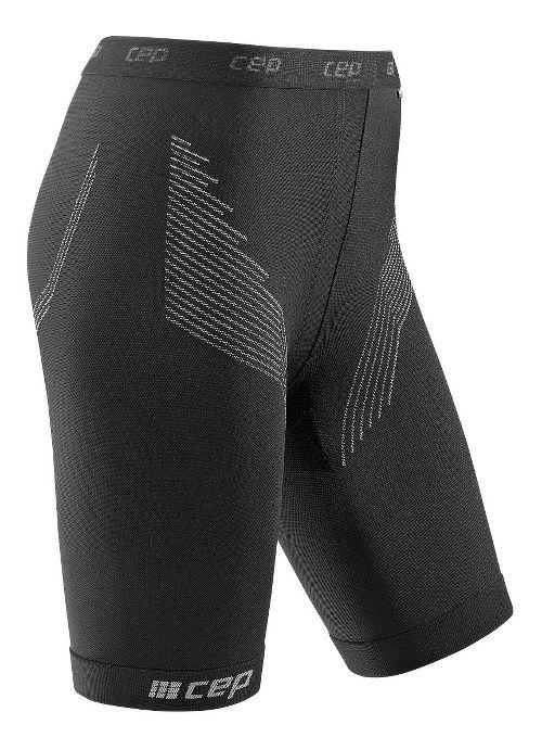 Womens CEP Dynamic+ Base Unlined Shorts - Black XS