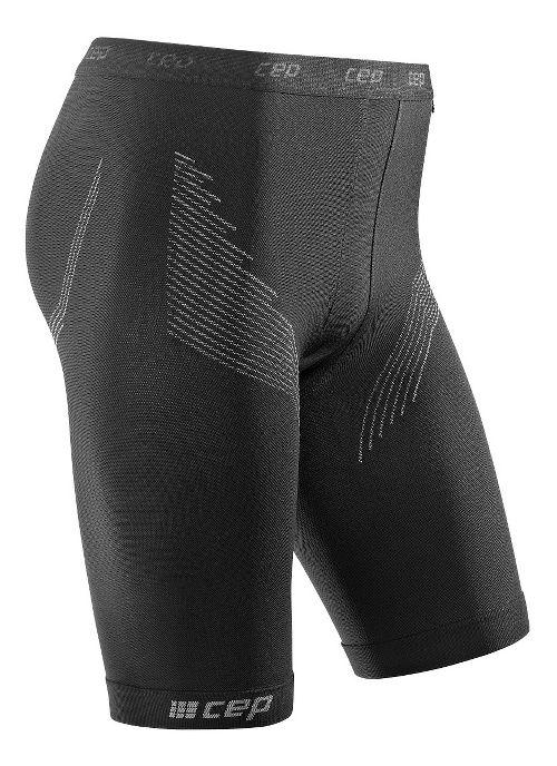 Mens CEP Dynamic+ Base Unlined Shorts - Black XL