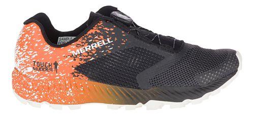 Mens Merrell All Out Crush Tough Mudder 2 BOA Trail Running Shoe - Orange 14