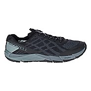 Mens Merrell Bare Access Flex E-Mesh Running Shoe - Black 8.5