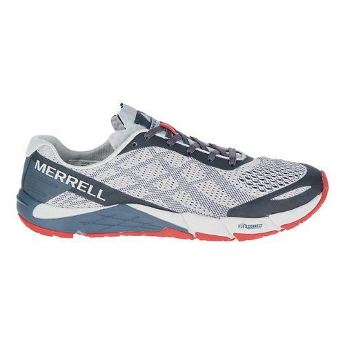 Mens Merrell Bare Access Flex E-Mesh Running Shoe - Vapor 7