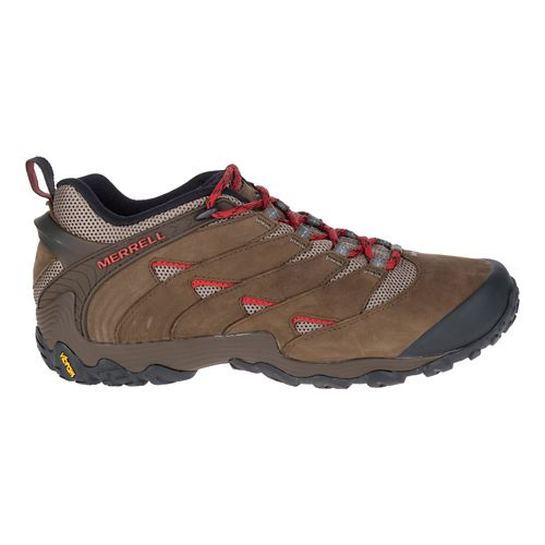 Mens Merrell Chameleon 7 Hiking Shoe - Boulder 8.5