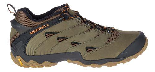 Mens Merrell Chameleon 7 Hiking Shoe - Olive 8.5