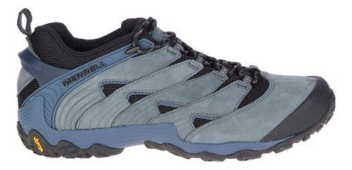 Mens Merrell Chameleon 7 Hiking Shoe - Blue 8