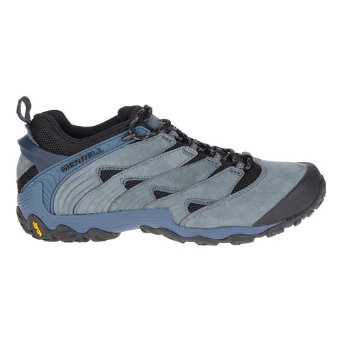 Mens Merrell Chameleon 7 Hiking Shoe - Blue 8