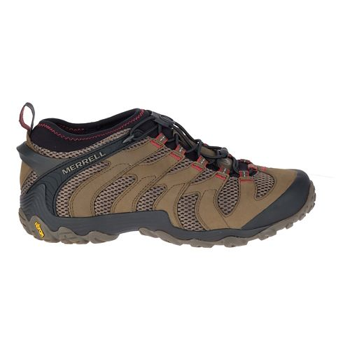 Mens Merrell Chameleon 7 Stretch Hiking Shoe - Boulder 11