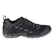 Mens Merrell Chameleon 7 Waterproof Hiking Shoe - Black 15
