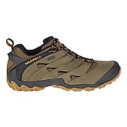 Mens Merrell Chameleon 7 Waterproof Hiking Shoe - Olive 12