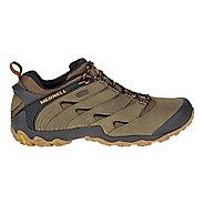 Mens Merrell Chameleon 7 Waterproof Hiking Shoe - Olive 8
