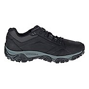 Mens Merrell Moab Adventure Lace Hiking Shoe - Black 9.5