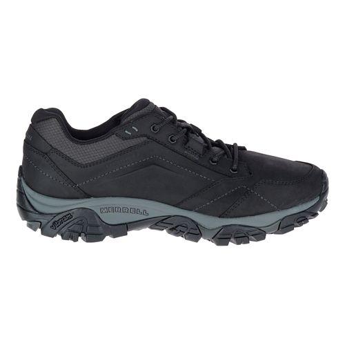 Mens Merrell Moab Adventure Lace Hiking Shoe - Black 7.5