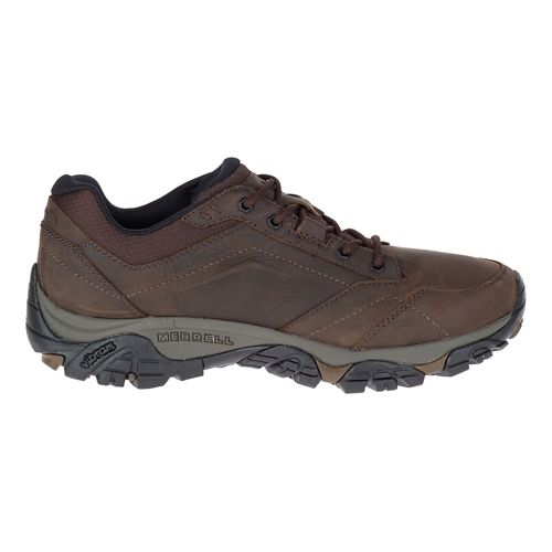 Mens Merrell Moab Adventure Lace Hiking Shoe - Dark Earth 8