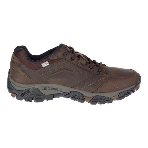Mens Merrell Moab Adventure Lace Waterproof Hiking Shoe - Dark Earth 7