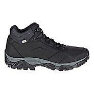 Mens Merrell Moab Adventure Mid Waterproof Hiking Shoe - Black 8.5