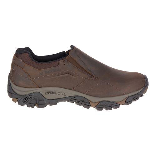 Mens Merrell Moab Adventure Moc Hiking Shoe - Dark Earth 8