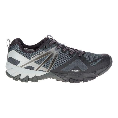 Mens Merrell MQM Flex Hiking Shoe - Black 9