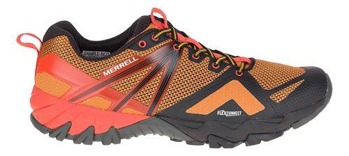 Mens Merrell MQM Flex Hiking Shoe - Old Gold 10