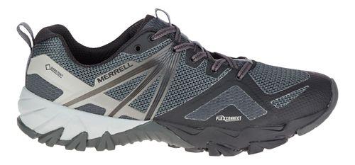 Mens Merrell MQM Flex GORE-TEX Hiking Shoe - Black 7