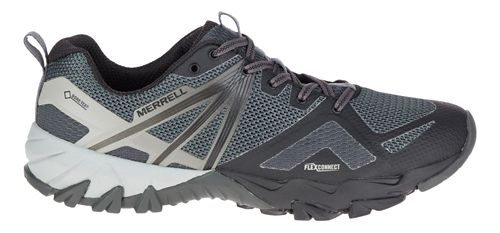 Mens Merrell MQM Flex GORE-TEX Hiking Shoe - Black 8