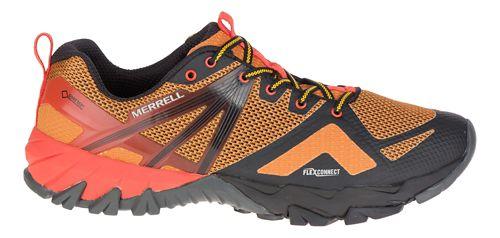 Mens Merrell MQM Flex GORE-TEX Hiking Shoe - Old Gold 10.5