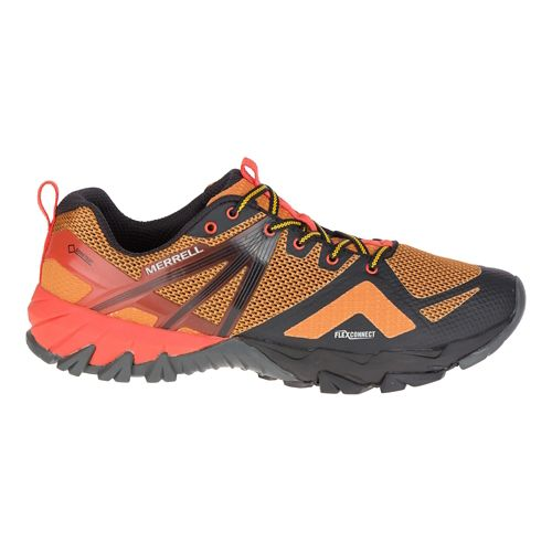 Mens Merrell MQM Flex GORE-TEX Hiking Shoe - Old Gold 8