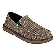 Mens Sanuk Vagabond Tripper Casual Shoe - Brown 8